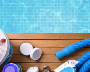 Pool Cleaning Items